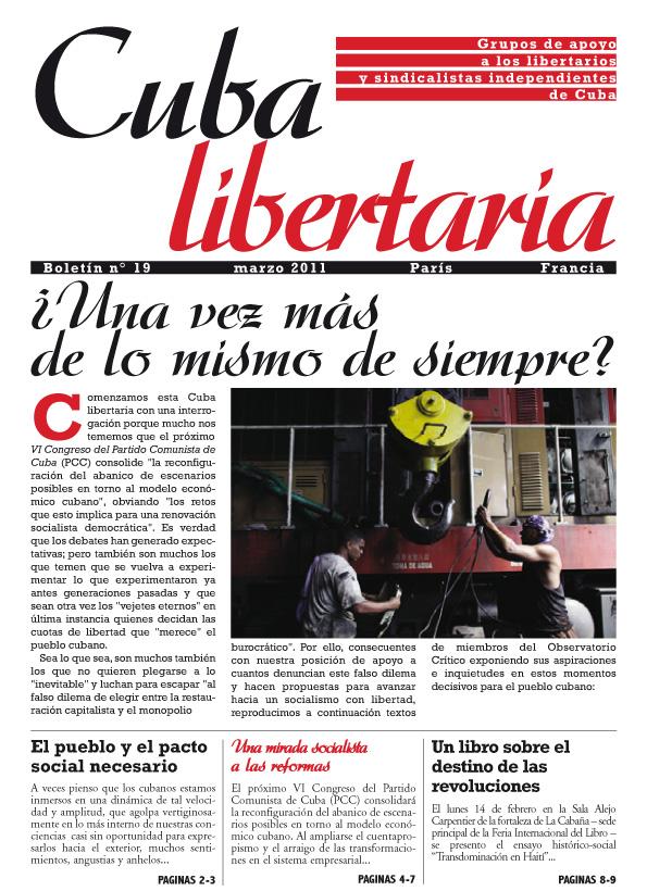 Cuba Libertaria CL191